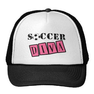 Soccer Diva Trucker Hat