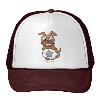 Soccer Dog Hat
