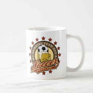 Soccer Drinking Team Coffee Mug