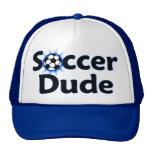 Soccer Dude Hat