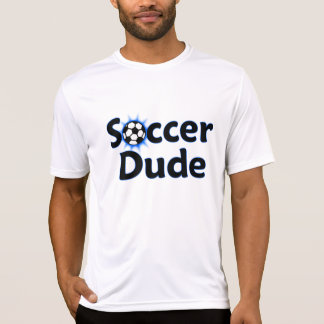 Soccer Dude Player Name/Number T-Shirt