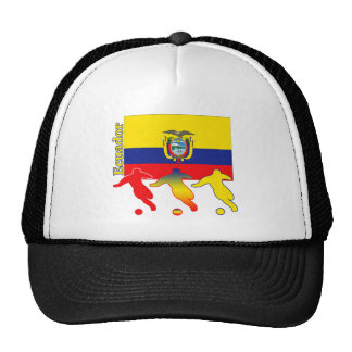 Soccer Ecuador Cap