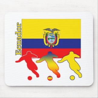 Soccer Ecuador Mouse Mats