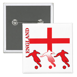 Soccer England Pins