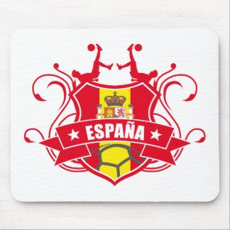 soccer_ESPANA Mousepads