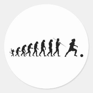 soccer_evolution stickers