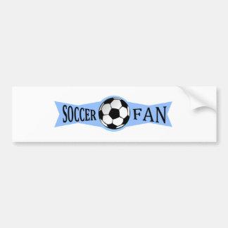 soccer fan bumper stickers
