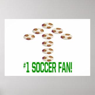 Soccer Fan Posters