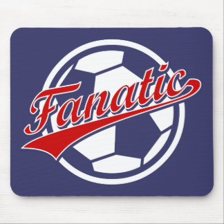 Soccer Fanatic Mouse Pad