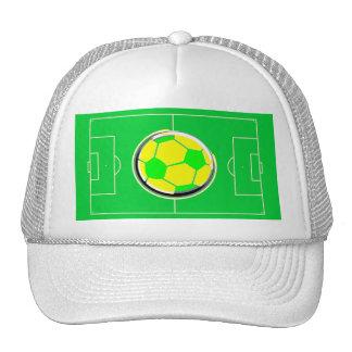 Soccer Field Cap