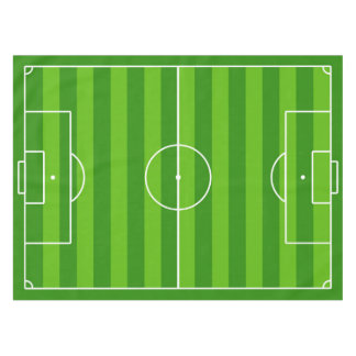 Soccer Field / Football Pitch Table Cloth