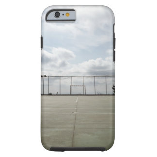 Soccer field in Barcelona, Spain Tough iPhone 6 Case