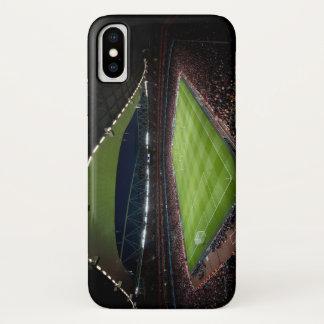 Soccer Field iPhone X Case
