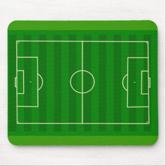Soccer Field Mouse Mat