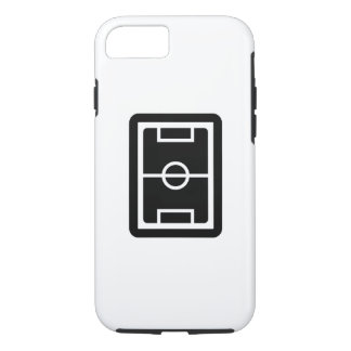 Soccer Field Pictogram iPhone 7 Case