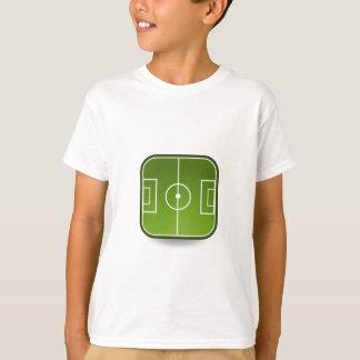soccer field tee shirts