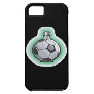 Soccer Flask Case For The iPhone 5