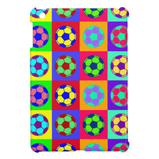 Soccer/ Football Art iPad Mini Case