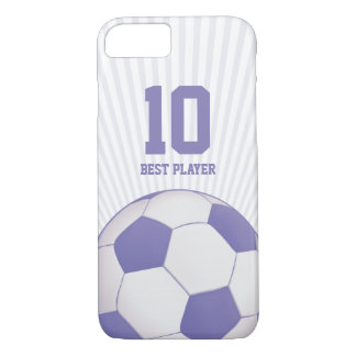 Soccer   Football Best Player No. iPhone 7 Case
