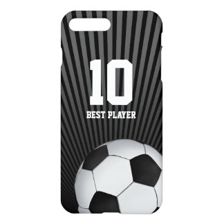 Soccer | Football Best Player No. iPhone 7 Plus Case