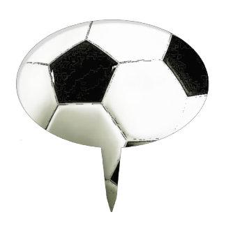 Soccer - Football Cake Picks