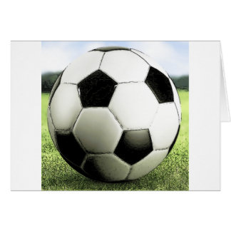 Soccer - Football Greeting Cards