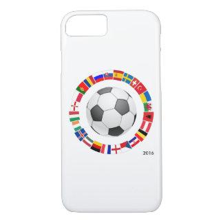 Soccer Football European Championship 2016 iPhone 7 Case