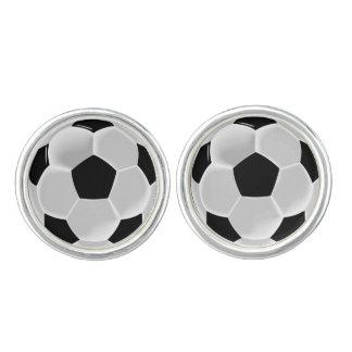 Soccer Football Futbol Ball Cuff Links