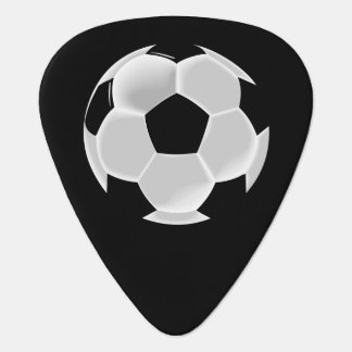 Soccer Football Futbol Ball Guitar Pick