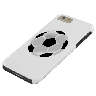 Soccer Football Futbol Ball Tough iPhone 6 Plus Case