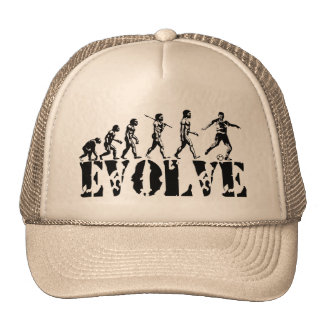 Soccer Football Futbol Player Sport Evolution Art Cap