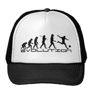 Soccer Football Futbol Sport Evolution Art Cap