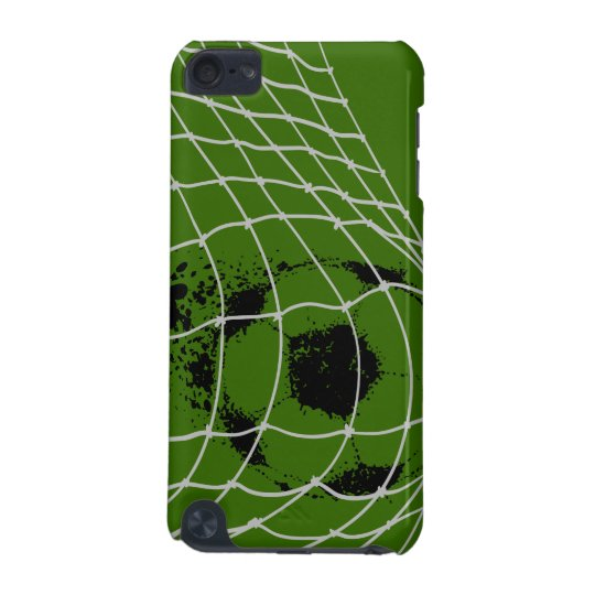 Soccer Football Goal iPod Touch 5 Case