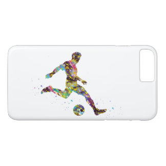 Soccer, football iPhone 8 plus/7 plus case