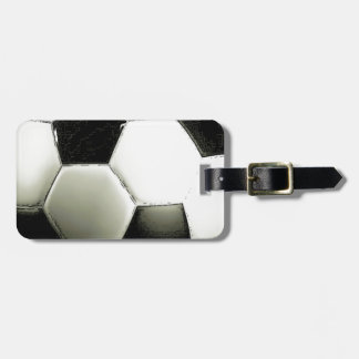 Soccer - Football Tag For Luggage