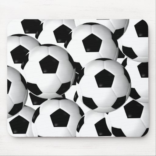 Soccer / Football Mouse Pads