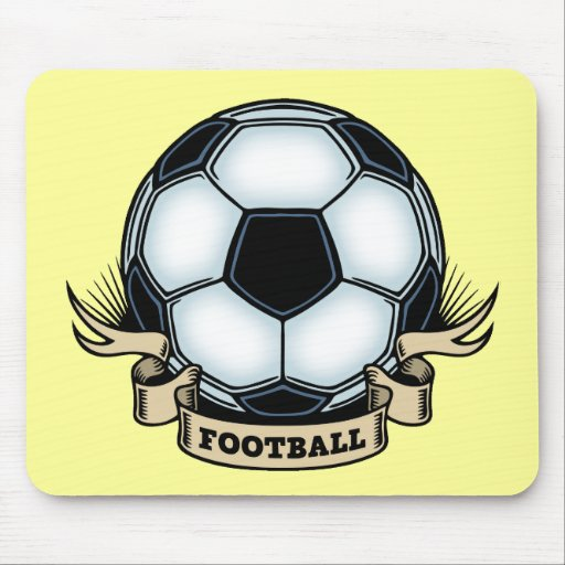 Soccer - Football Mouse Pad