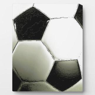 Soccer - Football Plaques
