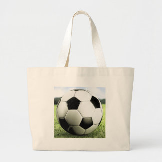 Soccer - Football Jumbo Tote Bag