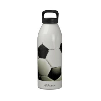 Soccer - Football Reusable Water Bottles