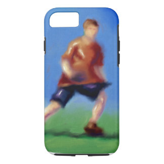 Soccer Form iPhone 7 Case