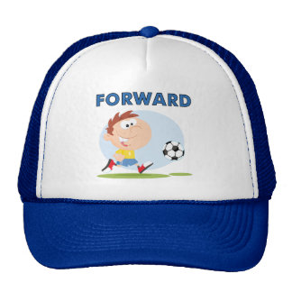 Soccer Forward T-shirts and Gifts Cap