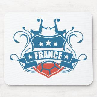 soccer FRANCE Mousepads