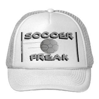 """""""Soccer Freak"""" Mesh Ballcap Trucker Hat"""