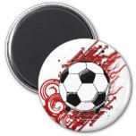 Soccer Fridge Magnets