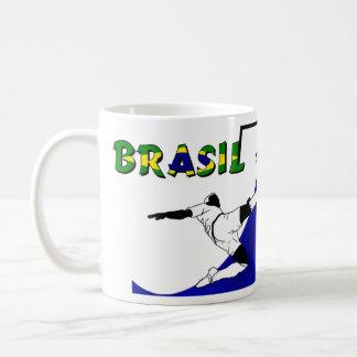 Soccer (Futbol) Basic White Mug