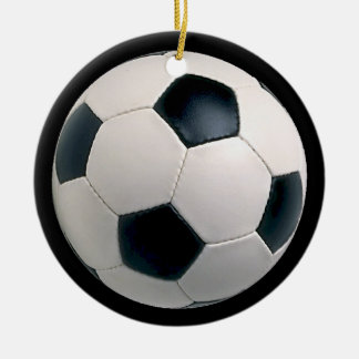 Soccer Futbol Christmas Ornament