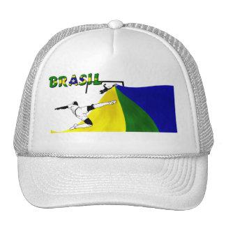 Soccer Futbol Mesh Hat
