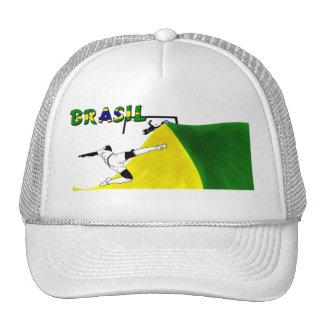 Soccer Futbol Mesh Hats