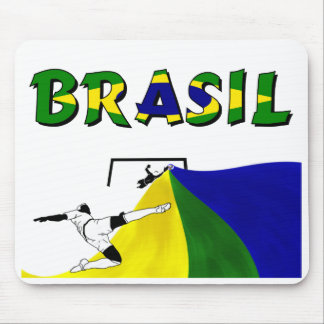 Soccer Futbol Mouse Pad